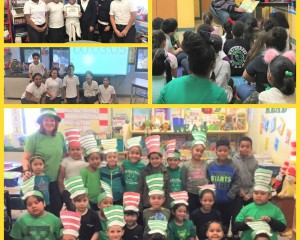 Wetherbee Students Celebrate Read Across America Day on March 1, 2019