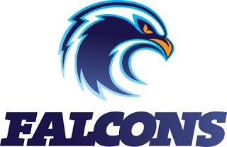 picture of school logo frost falcon